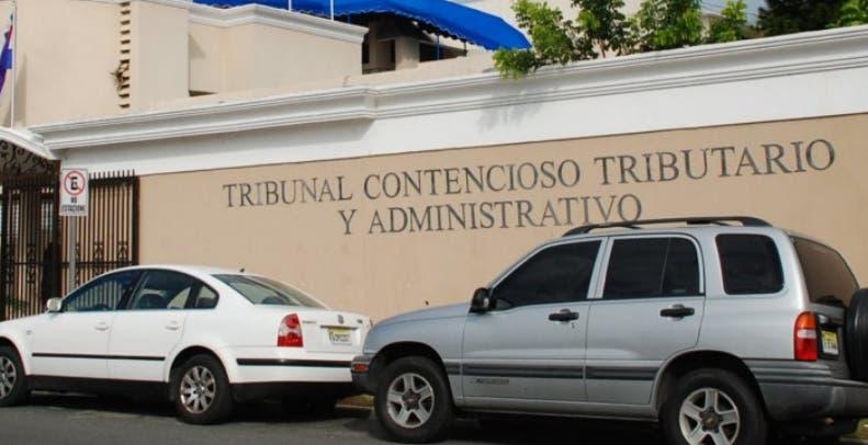 Sede del Tribunal Superior Administrativo en el sector Gazcue.