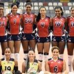 Las jugadoras dominicanas están confiadas en que darán la batalla hoy a las rusas.