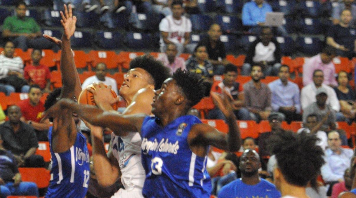 Panamá logra victoria en Centrobasket Sub-17