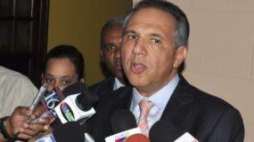 Según José Ramón Peralta cree popularidad de Danilo Medina aumentará aún más.