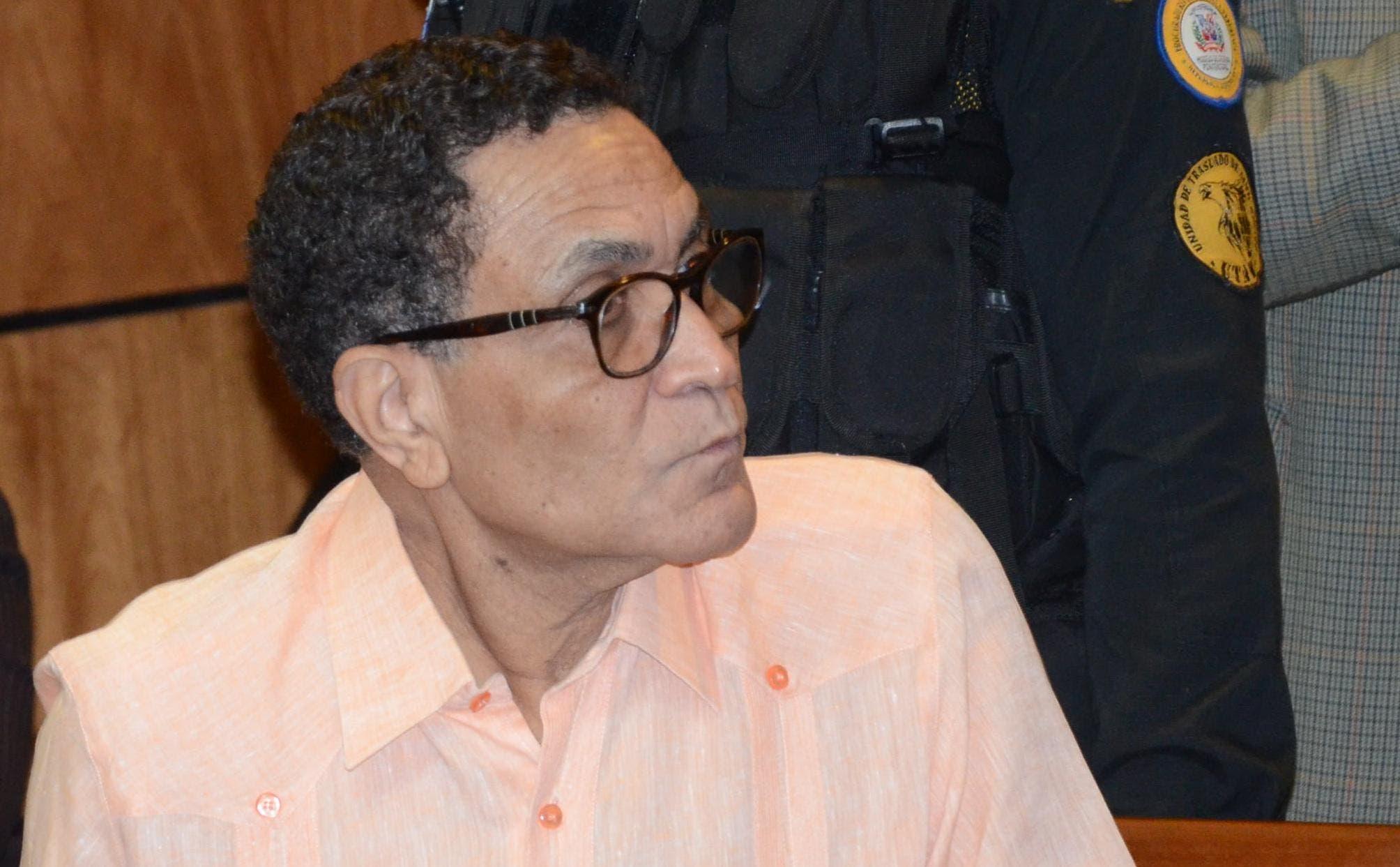 César Sánchez, exadministrador de la CDEEE.
