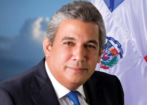 Carlos Castillo, cónsul dominicano en Nueva York,