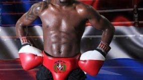Carlos –Caballo Bronco- Adames se prepara para el más fuerte de sus combates.