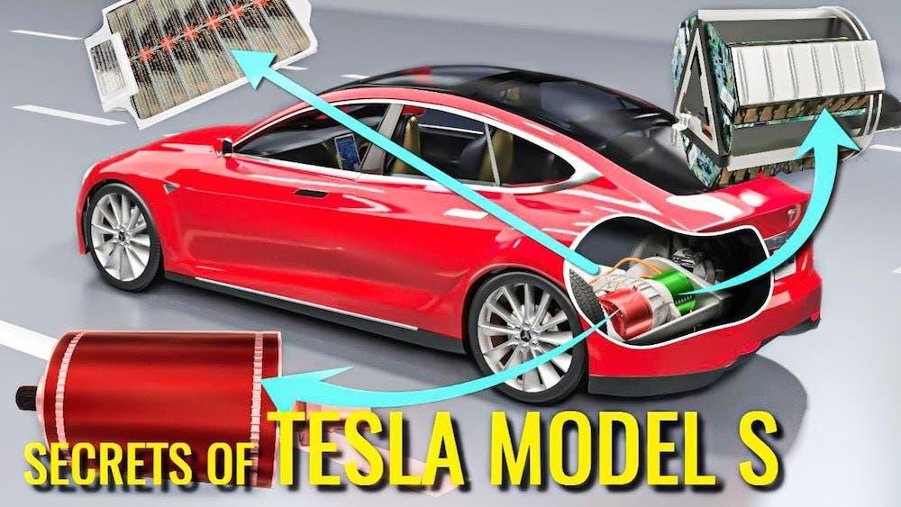 El coche eléctrico ya es una realidad y poco a poco irá desplazando el vehículo de combustión interna.