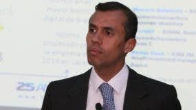 Mario Estupiñán, presidente de Fiduciaria de Occidente, en Colombia.