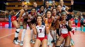 Las Reinas del Caribe vencer 3-2 a Tailandia.