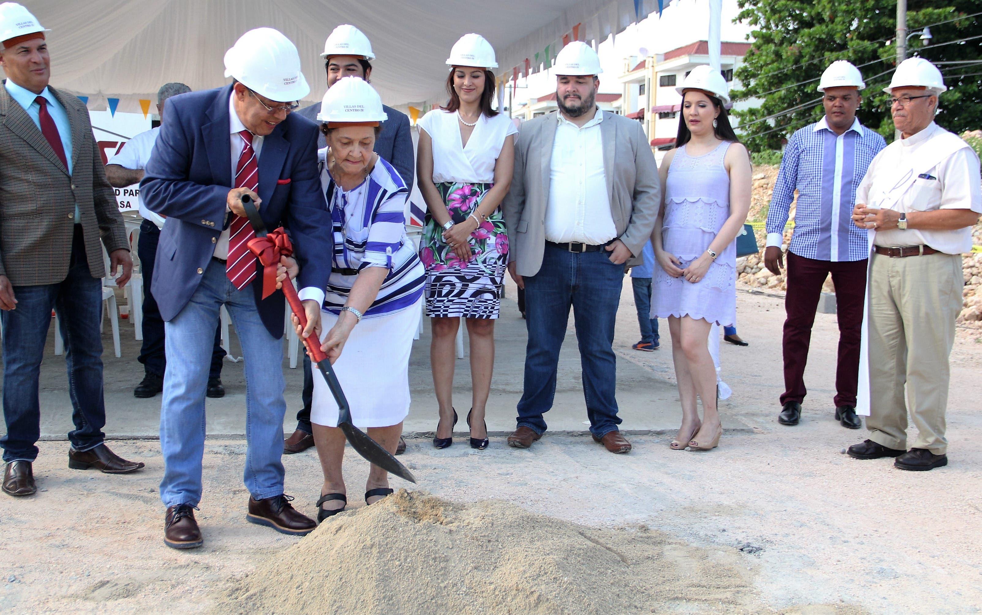 Inician construcción de 100 apartamentos cerca del parque Mirador Sur
