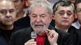 """""""Reto a que presenten una única prueba, un único papel, porque lo que presentaron es un papel rasgado"""", dijo Lula."""