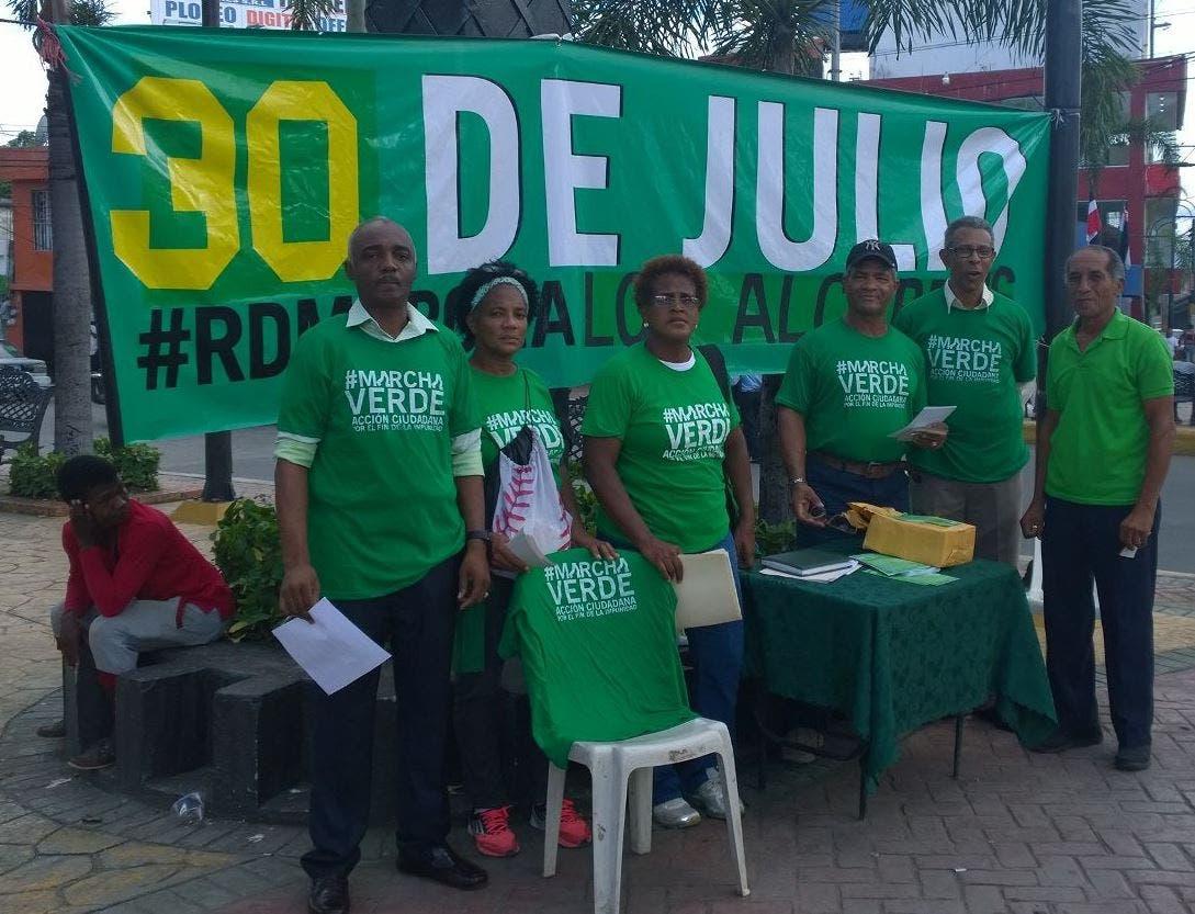 Municipio Los Alcarrizos se movilizará el domingo por el fin de la impunidad