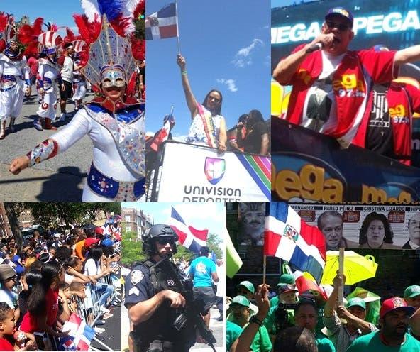 Resultado de imagen para Dominicanos NY lamentan politicen Gran Parada Dominicana Bronx