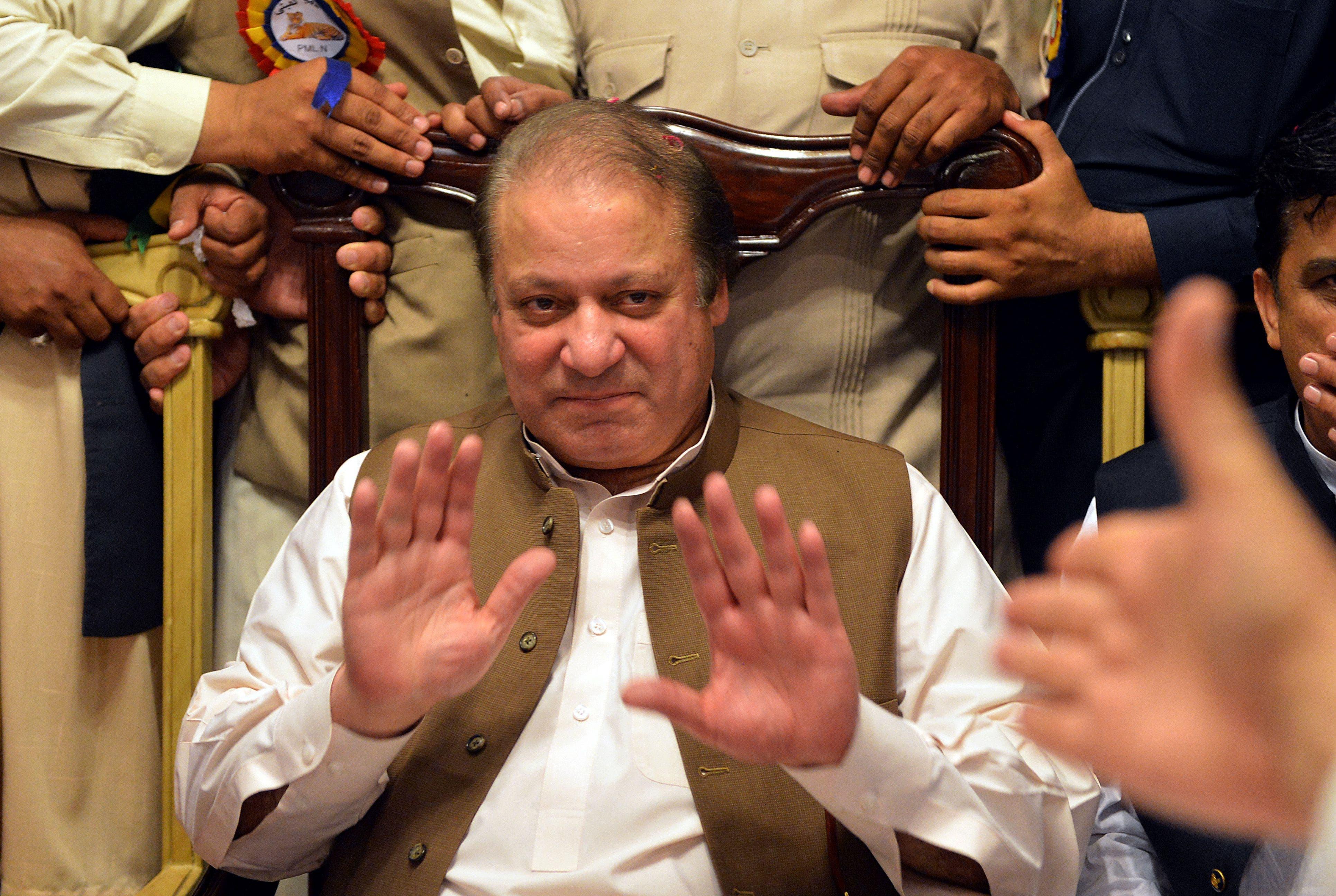 Esta es la segunda vez en la historia de Pakistán que un primer ministro en el cargo es destituido por intervención de la Corte Suprema.