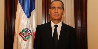 Ramón Arístides Madera Arias, miembro titular del TSE.