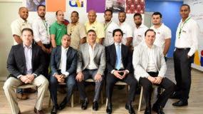 Suplidores y representantes de Total Dominicana y Puerto Rico.