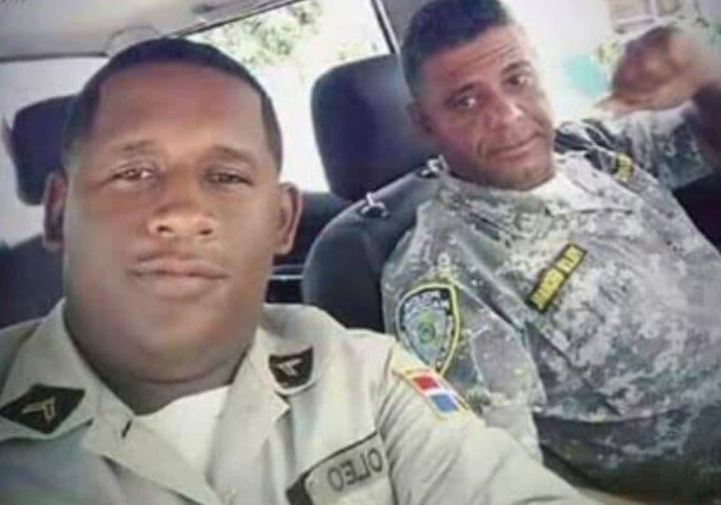 Resultado de imagen para Dos policias muertos a tiros en san jose de ocoa