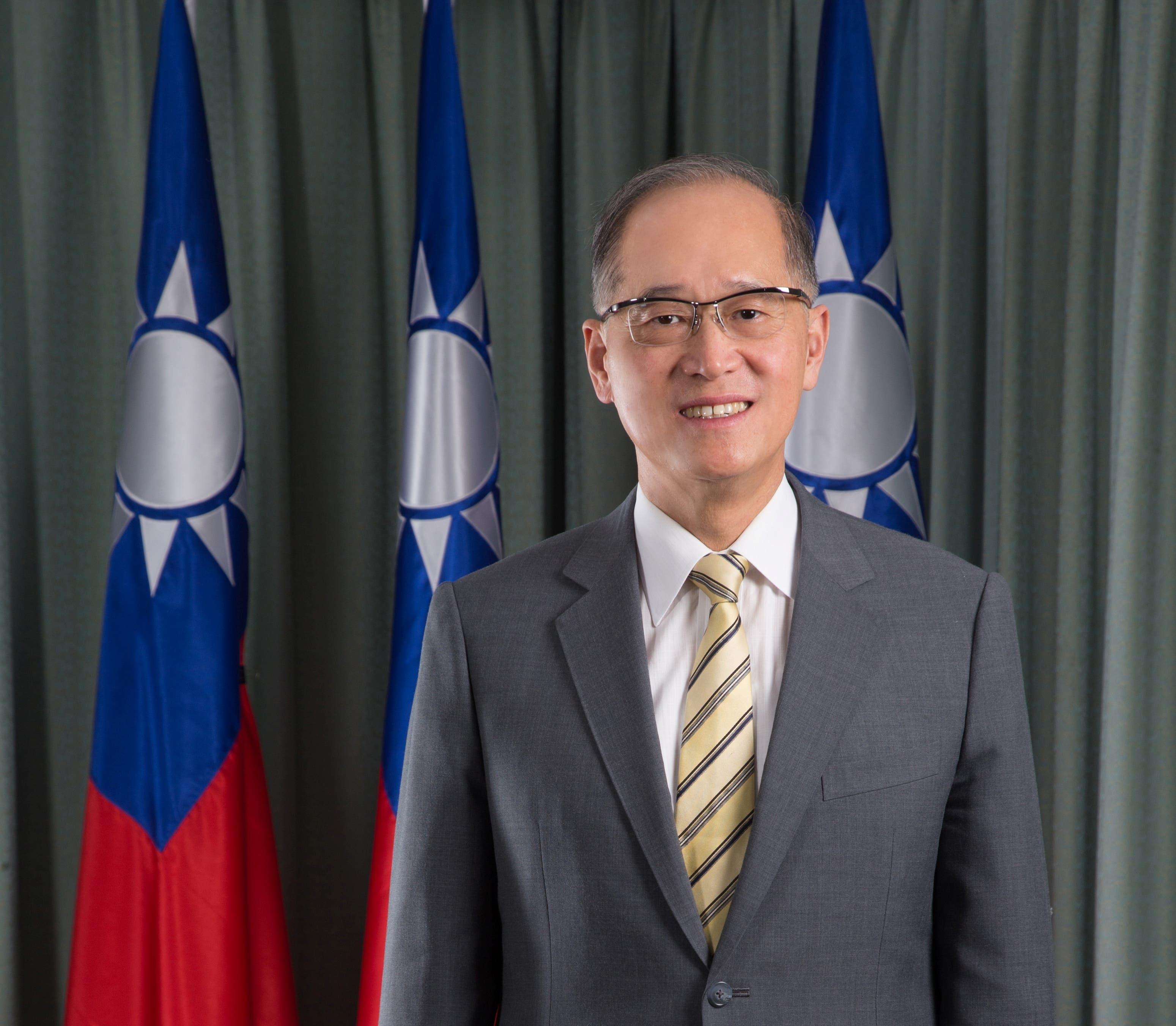 Canciller de Taiwán visita RD