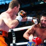BOXING-AUS-PHI-PACQUIAO-HORN