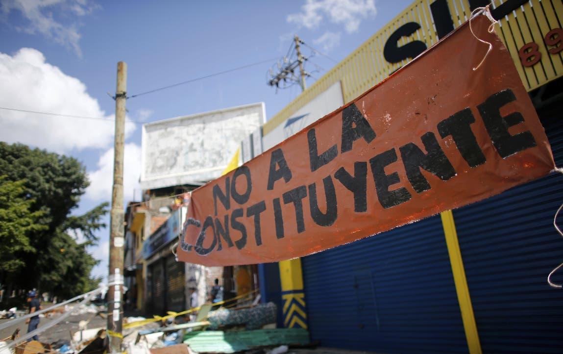 Chavismo listo para votar su Constituyente y oposición intensificará protesta