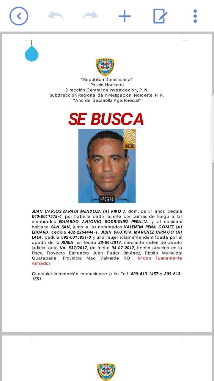 Eddy Peña fue raptado y asesinado por un exempleado de su padre por venganza