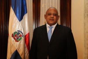 Jorge Eligio Méndez, suplente del miembro titular del TSE  Ramón Madera.