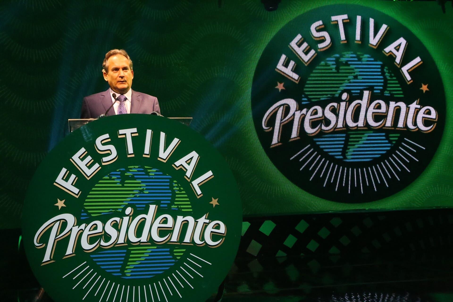 Cervecería Nacional Dominicana revela cartelera artística del Festival Presidente 2017