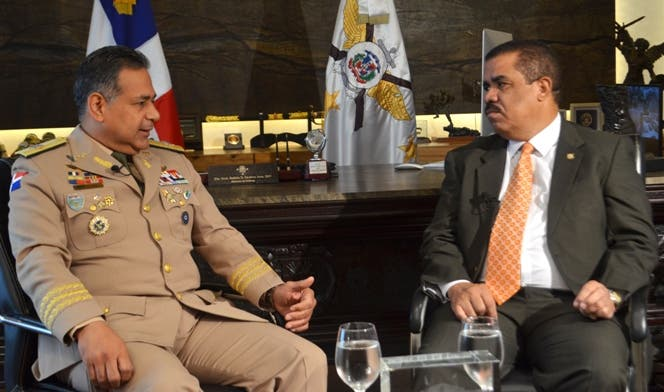 Fuerzas Armadas tienen logística de seguridad ante salida de la Minustah de Haití