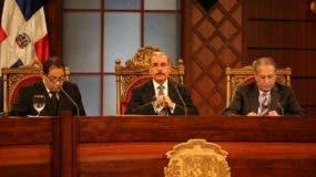 El presidente Danilo Medina encabeza las entrevistas del CNM.