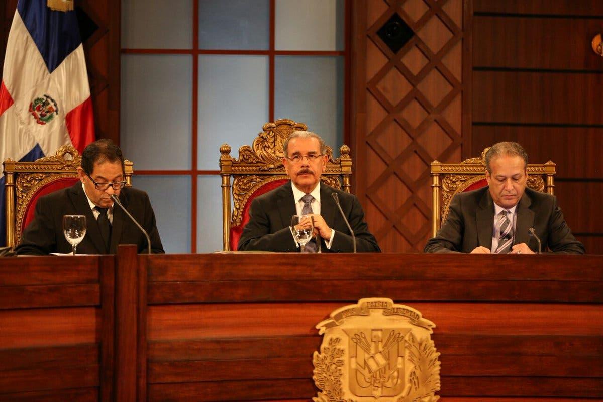 Consejo de la Magistratura entrevista a aspirantes a jueces del TSE