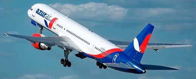 Aviación Civil aprueba vuelos chárter desde Rusia hacia República Dominicana