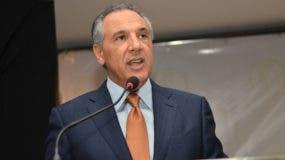 José Ramón Peralta, ministro Administrativo de la Presidencia.