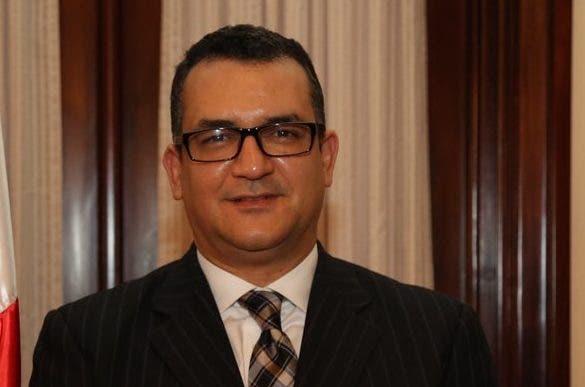 Román Jáquez, presidente del TSE.  archivo