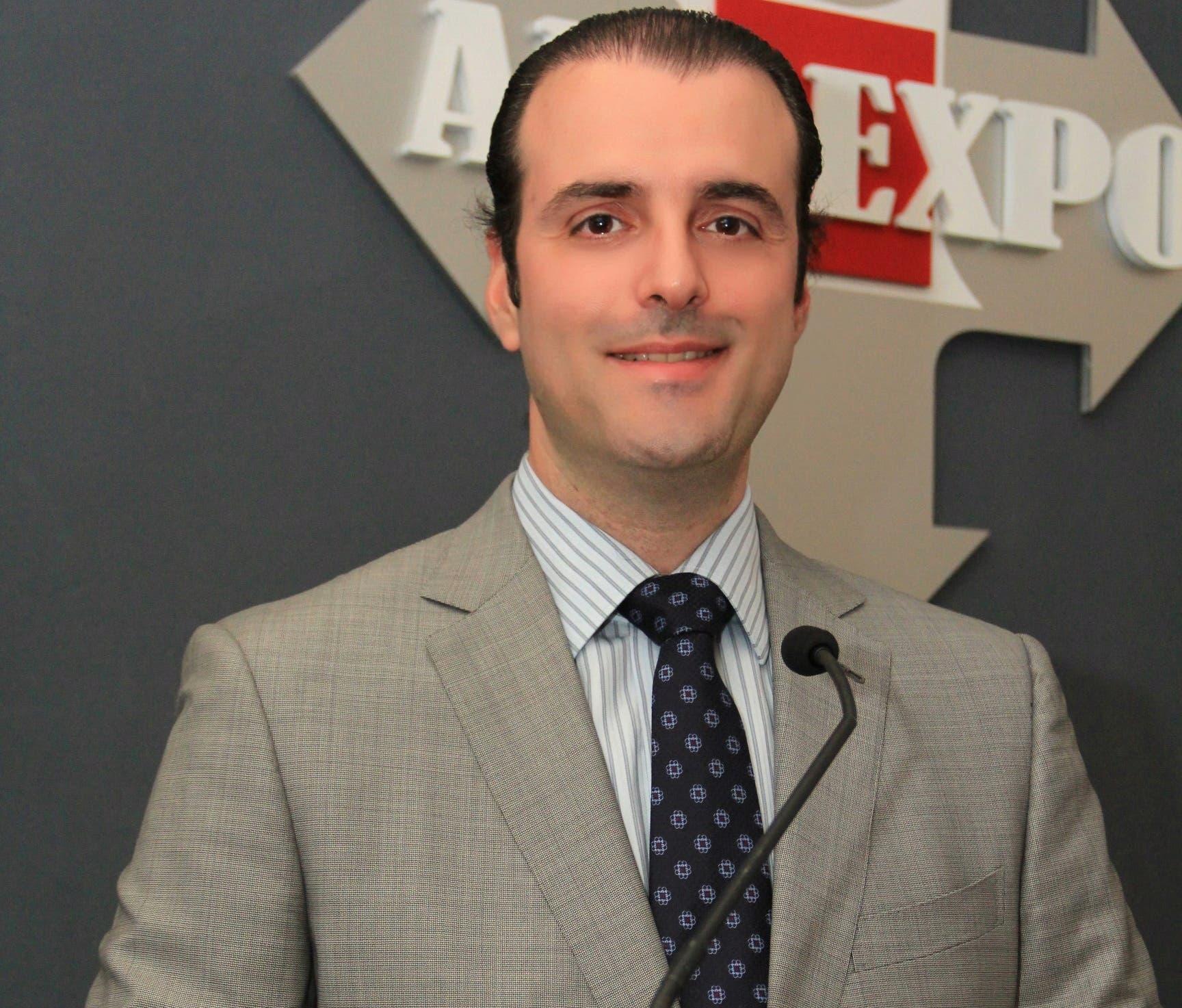 Álvaro Sousa Sevilla, presidente de ADOEXPO.