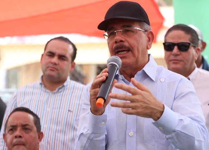 Danilo Medina apoyará a ganaderos y cafetaleros de Santiago Rodríguez