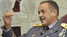 Nelson Peguero Paredes fue designado como director de la Policía el 3 de agosto de 2015.
