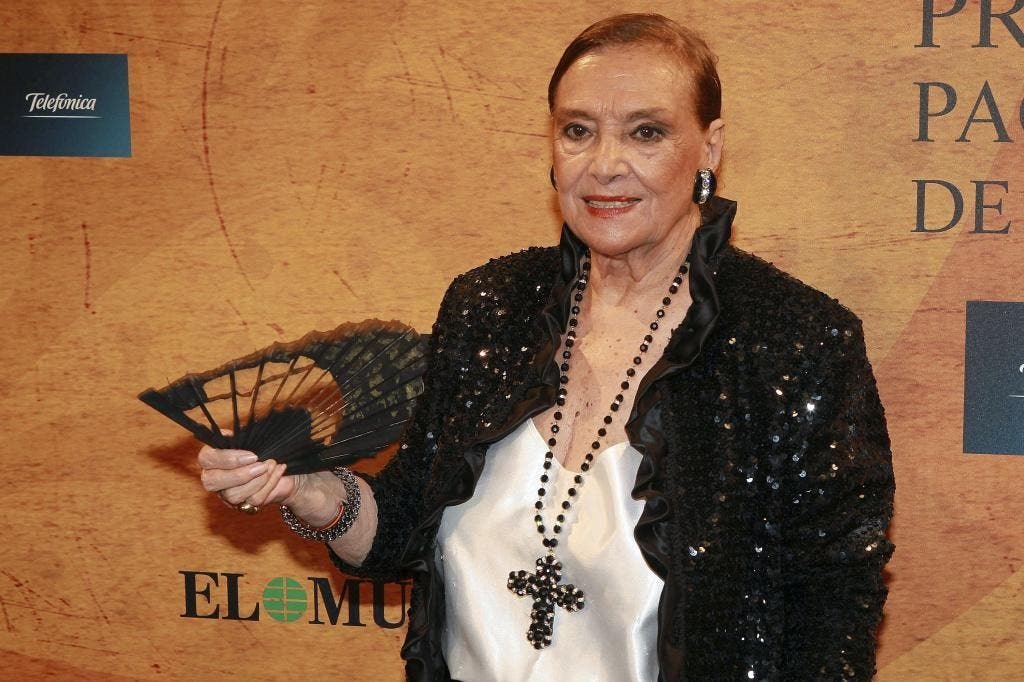 Muere Nati Mistral, representativa de la actuación y el canto