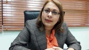 Laura Guerrero, directora del Pepca.  FUENTE EXTERNA