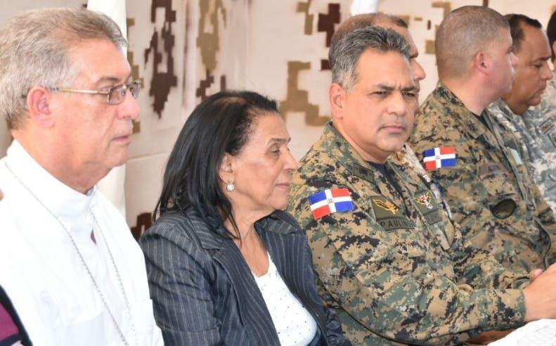 Rubén  Paulino Sem encabezó una actividad en Dajabón.