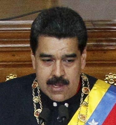 Presidente Nicolás Maduro.