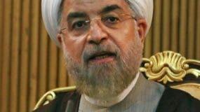 Presidente iraní Hasan Rohani