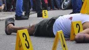 Varias personas han  sido asesinada para asaltarlas y robarles.    archivo