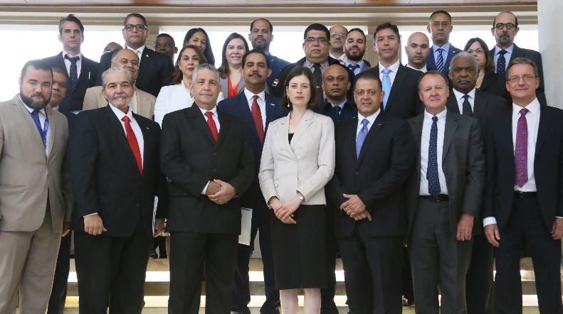 Representantes de países miembros discutieron diferentes temas.