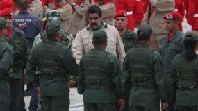 La Fuerza Armada Nacional Bolivariana  ratificó incondicional apoyo y lealtad a Nicolás Maduro.