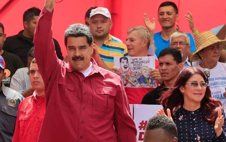 """Nicolás Maduro hará """"Cumbre  de solidaridad"""" con Venezuela. AP"""