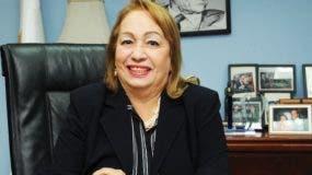 Luisa Fernández, directora   Consejo Nacional de Zonas Erancas.