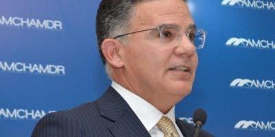Pedro Brache, presidente del Conep.