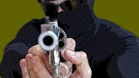 Los ladrones cargaron con una cantidad indeterminada de dinero.