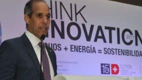 Edwin de los Santos, presidente de AES, explicó nuevo sistema. Fuente externa