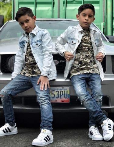 Ricky y Leo.