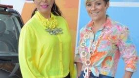 Jeannette Dalmasi y Rocio Rivera.