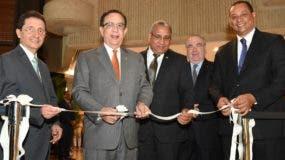 Ramón Núñez Ramírez, Héctor Valdez Albizu, Ervin Novas Bello, Manuel García Arévalo y Luis Armando