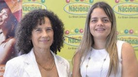 Carmen Julia Gómez y Natacha Quiterio.
